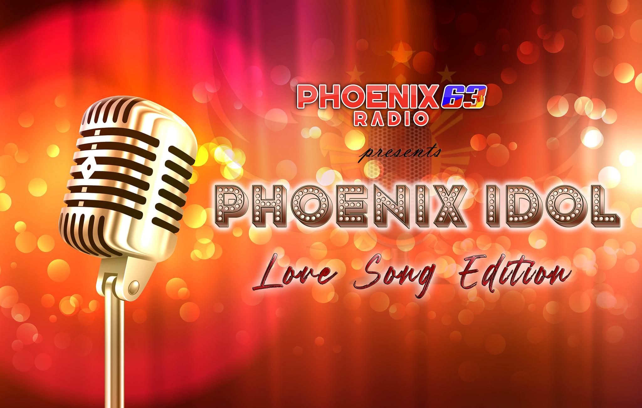 Phoenix Idol: Love Song Edition!